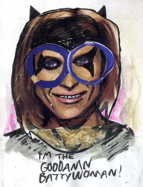 Goddamn Battywoman!